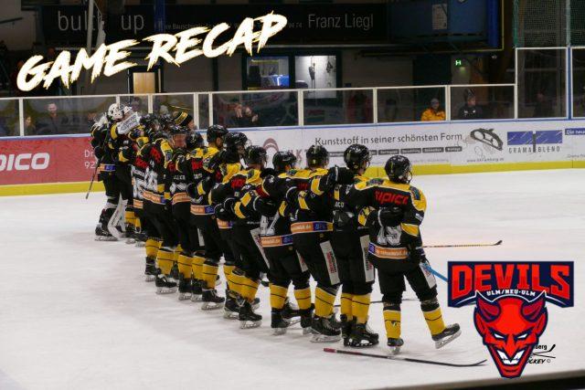 Sieg gegen Ulm