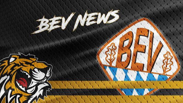 Info des BEV zur Bayernligasaison 2020/21