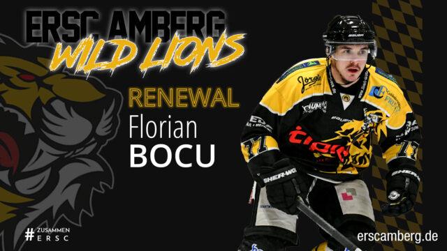 Florian Bocu stürmt weiter für Wild Lions